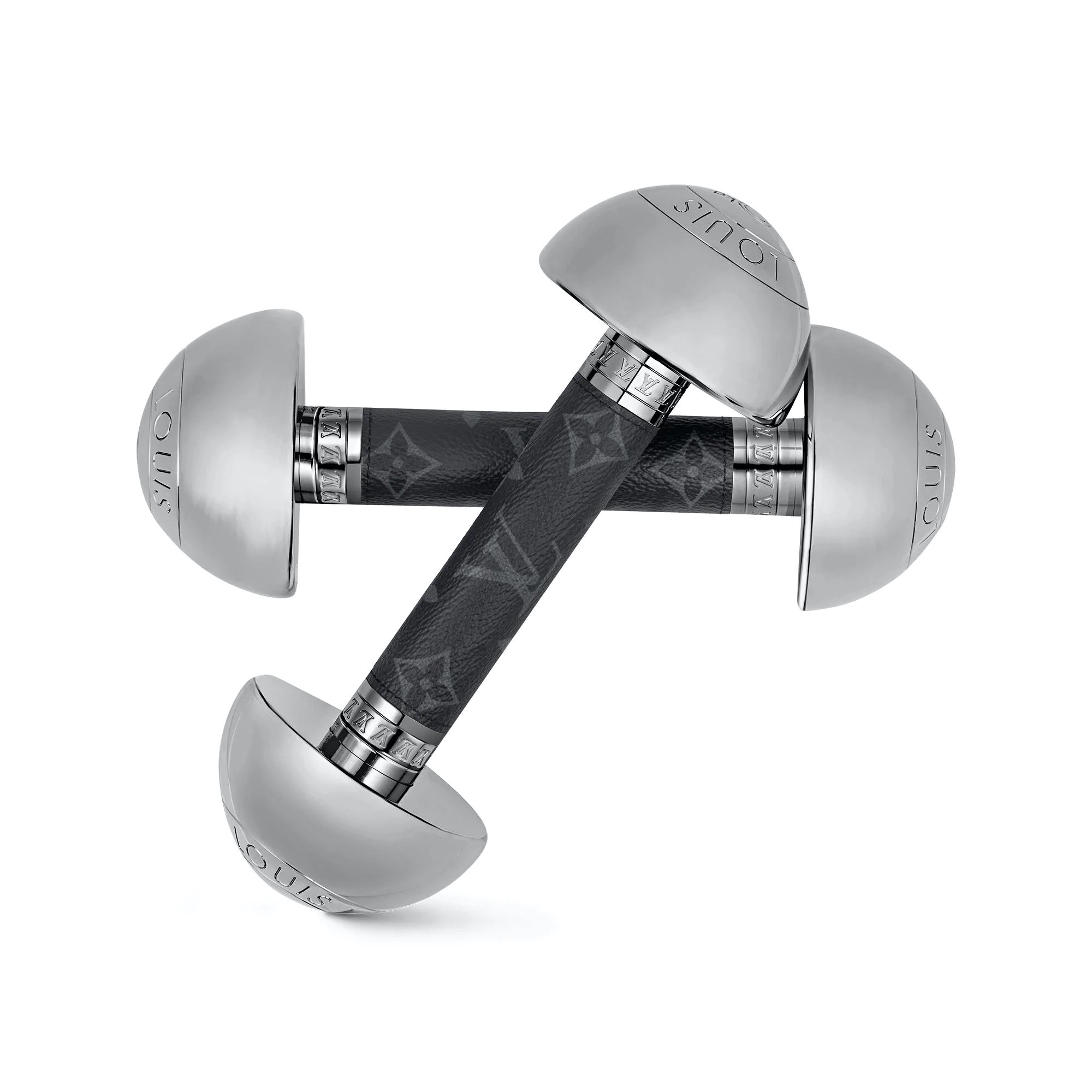 Louis Vuitton Dumbbells
