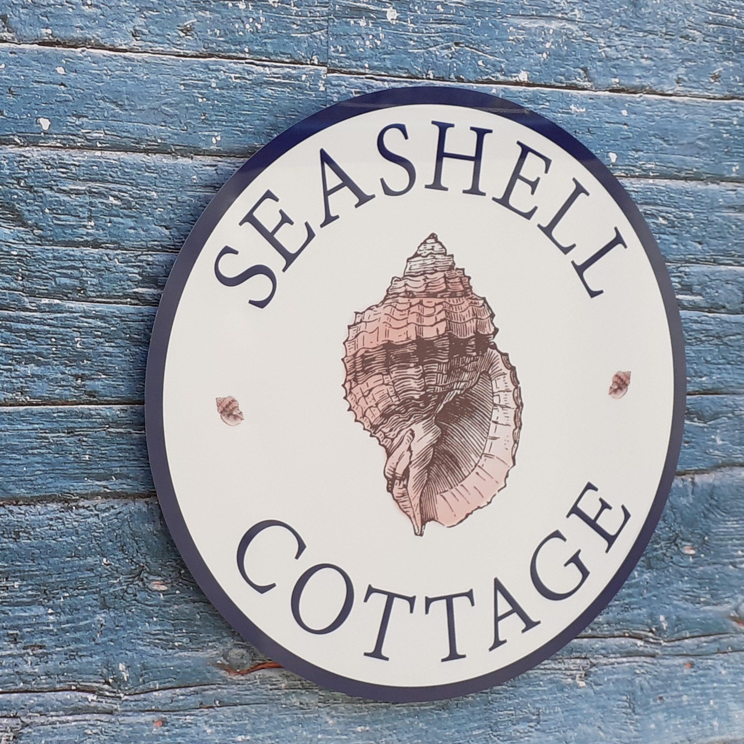 coastal house signs