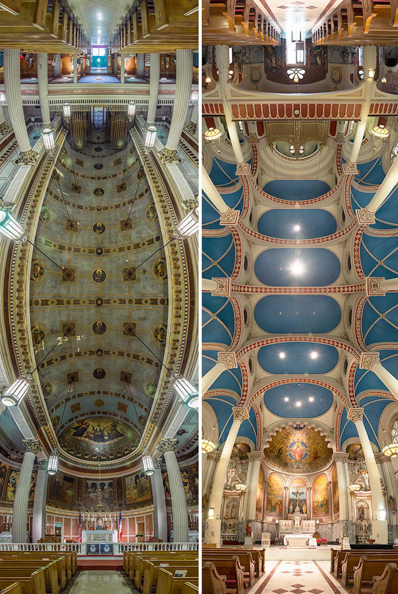 Vincent St. de Paul : Most Holy Redeemer Church