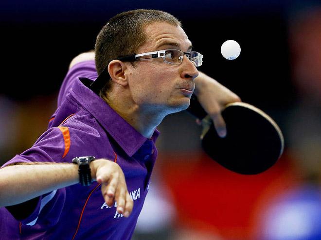Telekinetic Table Tennis