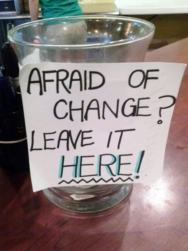 Tip Jars That Are Too Funny To Resist